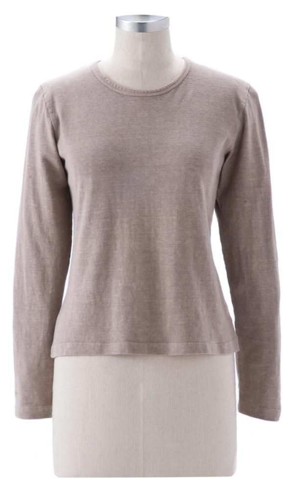 Ladies Long Sleeve Top