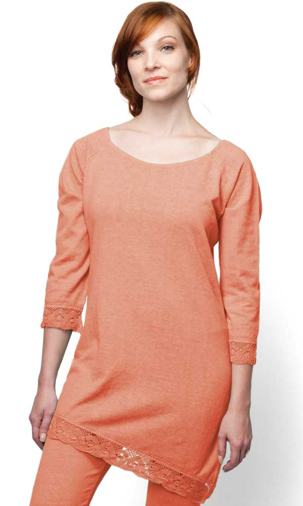 Clooney Tunic Top